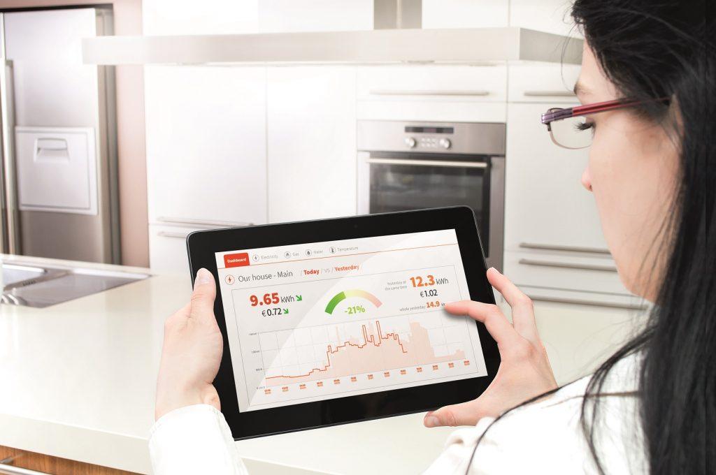 Energiemonitoring - Stromverbrauch messen und aufzeichnen