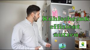 Kühlschrank effizient nutzen