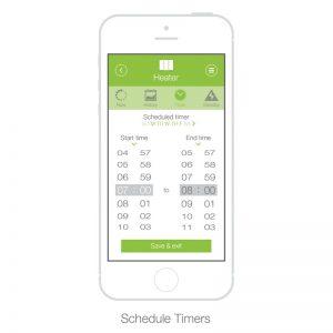 Ego Smart Home Steckdose mit Zeitschaltuhr