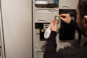 Stromzähler prüfen