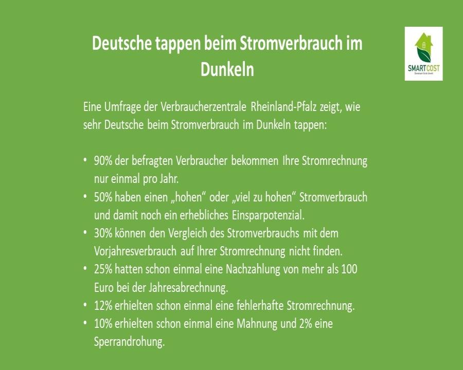 Stromverbrauch in Deutschland