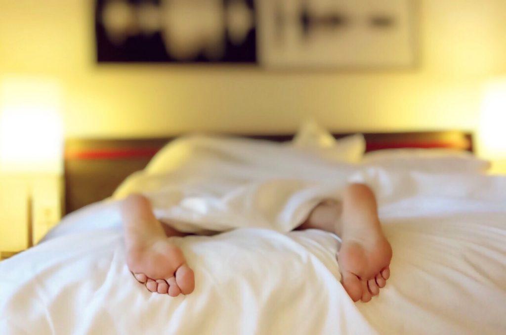 Gute Luft führt zu besserem Schlaf