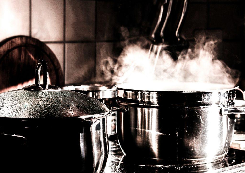 Kochdeckel ist stromsparend